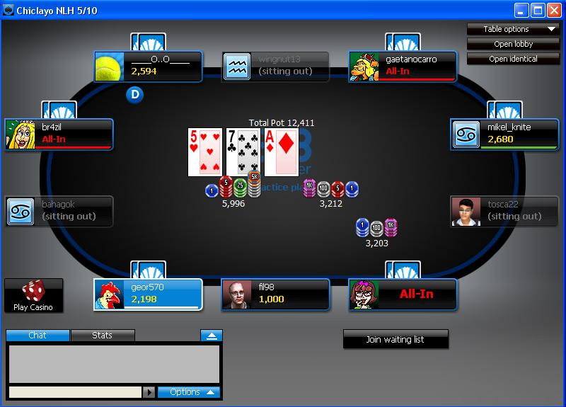 poker 888 free download
