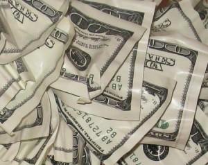 Billetes Desordenados