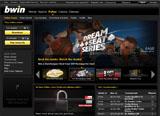 Pagina de inicio de Bwin Poker