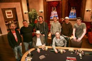 Jugadores Profesionales de Póker