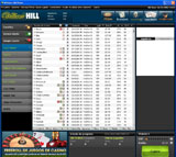 El Lobby de William Hill Poker