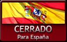 Cerrado para España