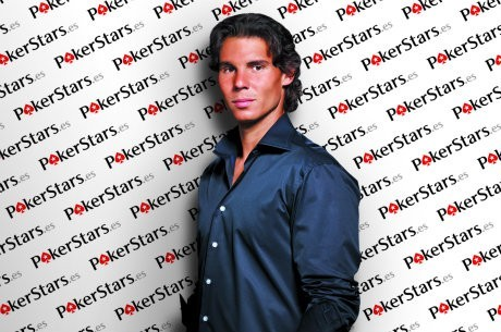 Rafael Nadal - Team PokerStars