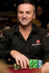 Jugador de Mansion Poker