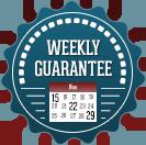 Weekly Duarantee Tournaments